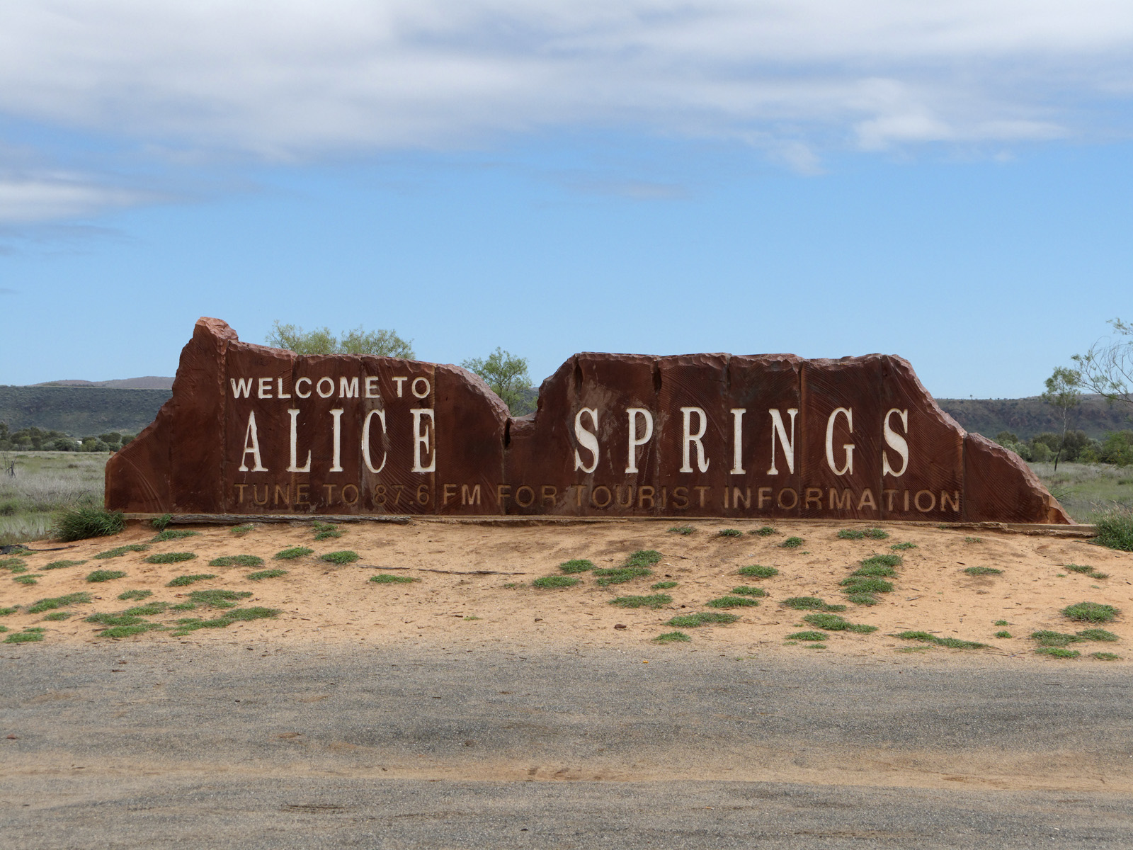 Discover the Red Centre from Alice Springs